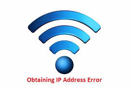 "Problem in Android ""obtaining IР address\"" when connecting to Wi-Fi"