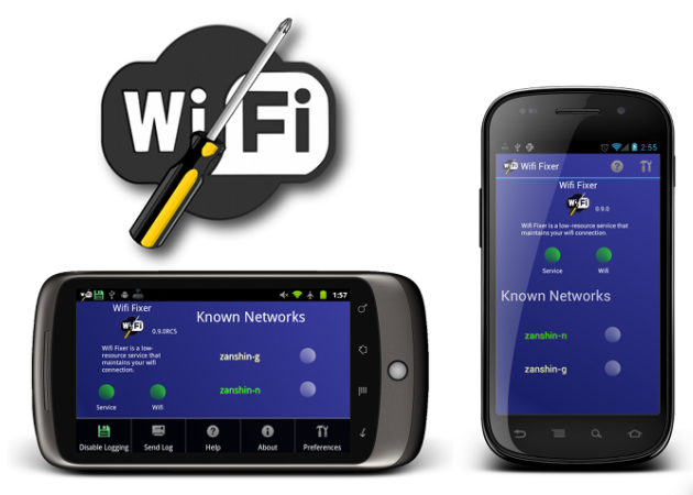What is Wi-Fi Fixer for Android