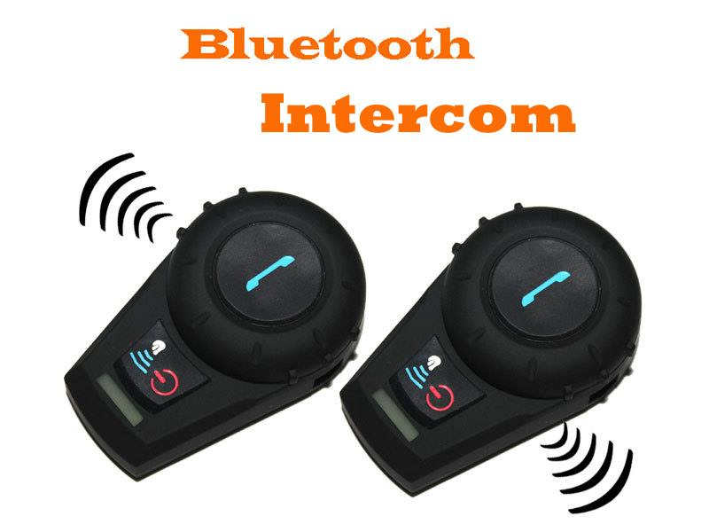 Bluetooth Intercom