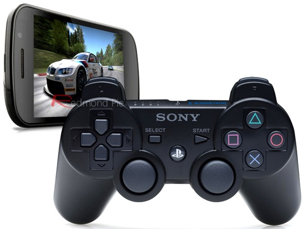 Dualshock 3 for Android