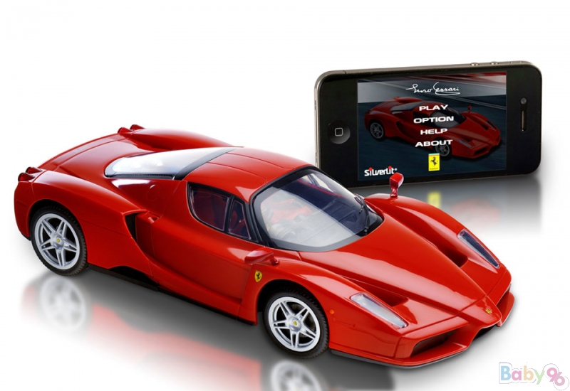 Bluetooth toys for Android devices