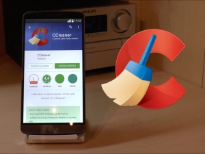 CCleaner for Android device