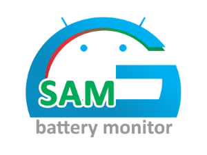 GSam Battery Monitor logo