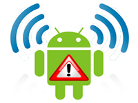 Android Wi-Fi hotspot is not working